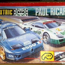 Scalextric: SCALEXTRIC CIRCUITO PAUL RICARD COMPLETO. Lote 173880160