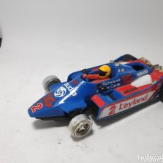 Scalextric: SCALEXTRIC WILLIAMS FW07 AZUL EXIN DESGUACE. Lote 173891432