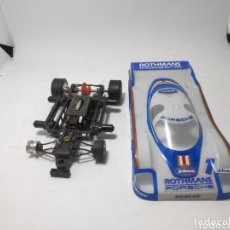 Scalextric: SCALEXTRIC PORSCHE 956 SRS ROTHMANS EXIN. Lote 173953714
