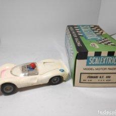 Scalextric: SCALEXTRIC FERRARI 330 GT EXIN C-41 BLANCO. Lote 174039799