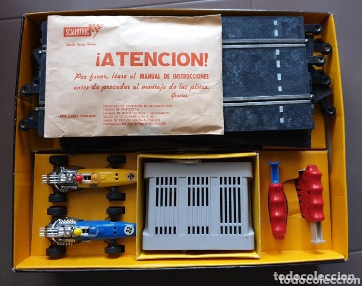 Scalextric: Scalextric GP22 con 2 hondas C-36 - Foto 2 - 174077770