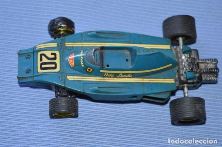 Scalextric: LOTE Ferrari B3 F1 AZUL 4052 y TYRRELL FORD C-48 - SCALEXTRIC EXIN Original - MADE IN SPAIN ¡Mira! - Foto 3 - 174082169