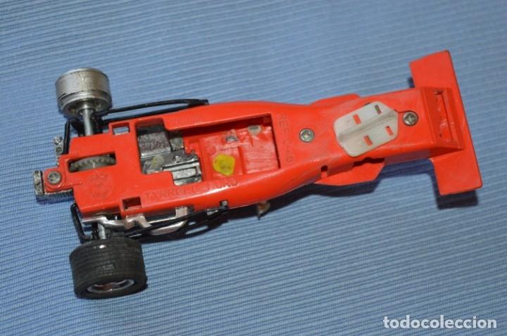 Scalextric: LOTE Ferrari B3 F1 4052 y TYRRELL FORD C-48 - Rojos SCALEXTRIC EXIN Original - MADE IN SPAIN ¡Mira! - Foto 5 - 174084245