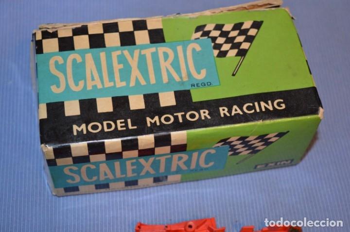 Scalextric: LOTE Ferrari B3 F1 4052 y TYRRELL FORD C-48 - Rojos SCALEXTRIC EXIN Original - MADE IN SPAIN ¡Mira! - Foto 18 - 174084245
