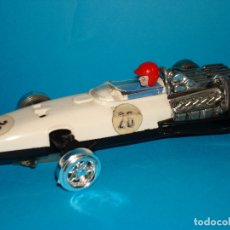 Scalextric: SCALEXTRIC EXIN MADE IN SPAIN 1969 HONDA F1 C-36 2º SERIE COLOR BLANCO Y NEGRO. Lote 174093014