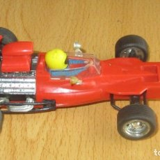 Scalextric: TYRRELL FORD ROJO COMPLETO. Lote 174171823