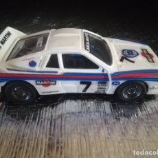 Scalextric: COCHE SCALEXTRIC LANCIA RALLY 037 REF4073/ 74/76. Lote 174248927