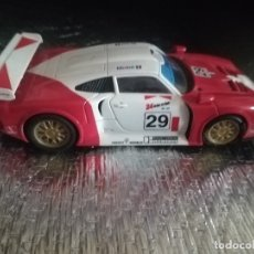 Scalextric: COCHE SCALEXTRIC PORCHE 911 GT1 Nº29 MOBIL 1. Lote 174250424