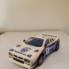 Scalextric: SCALEXTRIC LANCIA 037 EXIN. Lote 174311487