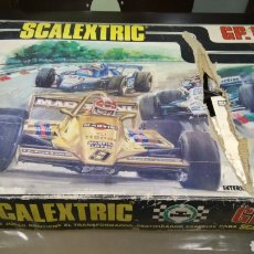 Scalextric: SCALEXTRIC GP 11. Lote 174981259