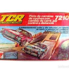 Scalextric: CIRCUITO TCR 7210. Lote 175006182