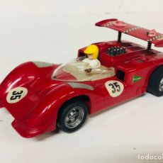 Scalextric: SCALEXTRIC EXIN CHAPARRAL GT C-40 ROJO. Lote 175040069