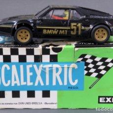 Scalextric: BMW M1 SCALEXTRIC EXIN 20 ANIVERSARIO REF 4064 CON CAJA 1982. Lote 175517913