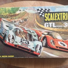 Scalextric: CIRCUITO SCALEXTRIC EXIN GTLEMANS SIN COCHES. Lote 175918537