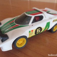 Scalextric: SCALEXTRIC: REF. 4055 , LANCIA STRATOS ANTIGUO. Lote 175929730