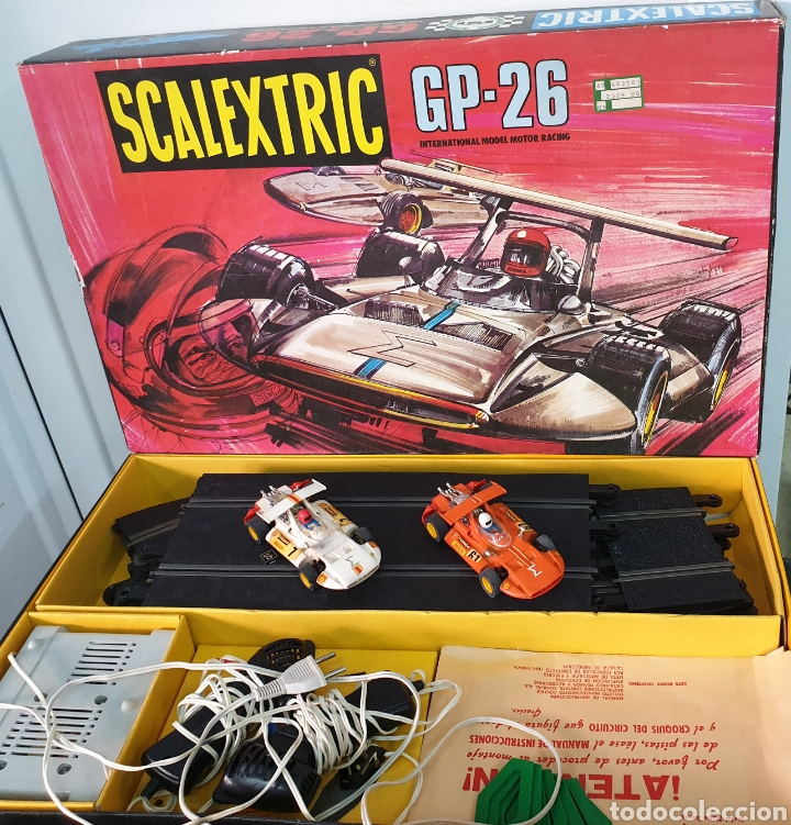 Scalextric: SCALEXTRIC GP 26 - Foto 2 - 176109093