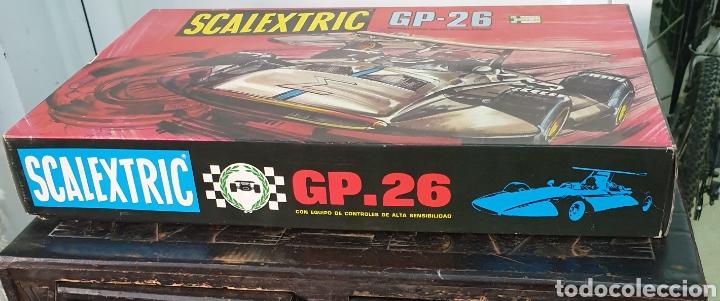 Scalextric: SCALEXTRIC GP 26 - Foto 6 - 176109093