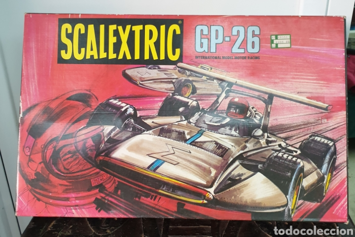 SCALEXTRIC GP 26 (Juguetes - Slot Cars - Scalextric Exin)