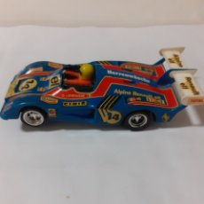 Scalextric: SCALEXTRIC EXIN RENAULT TURBO 2000 AZUL. Lote 176117123