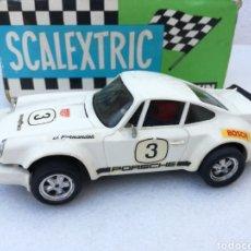 Scalextric: PORSCHE CARRERA RS SCALEXTRIC EXIN. Lote 176196823