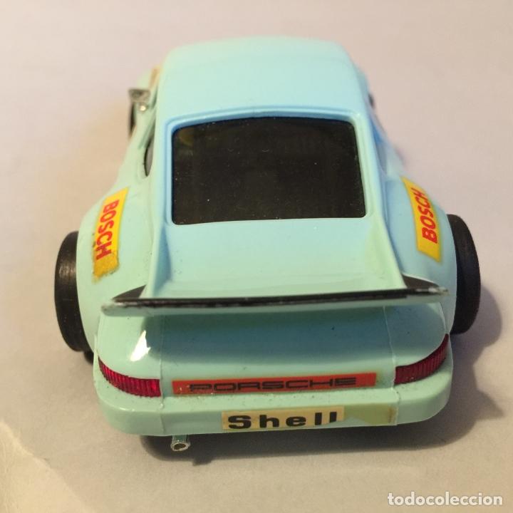 Scalextric: Scalextric Porsche carrera azul - Foto 2 - 176215724