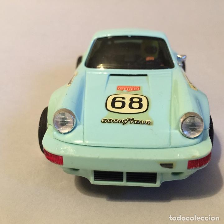 Scalextric: Scalextric Porsche carrera azul - Foto 3 - 176215724