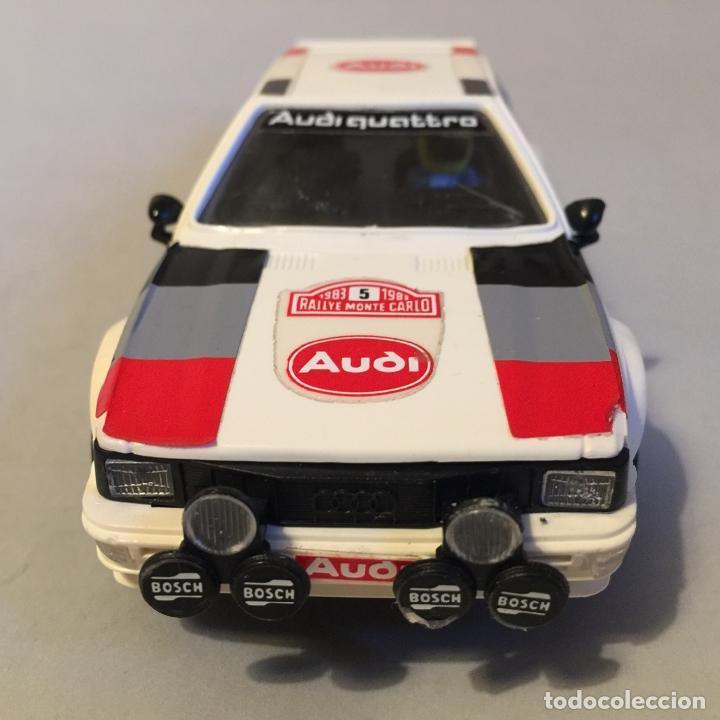 Scalextric: Scalextric Audi quattro - Foto 4 - 176217657