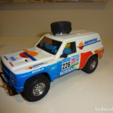 Scalextric: SCALEXTRIC. EXIN. TT. NISSAN PATROL REPSOL. Lote 176219174