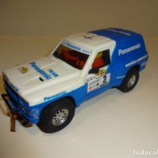 Scalextric: SCALEXTRIC. EXIN. TT. NISSAN PATROL PANASONIC. Lote 176219244