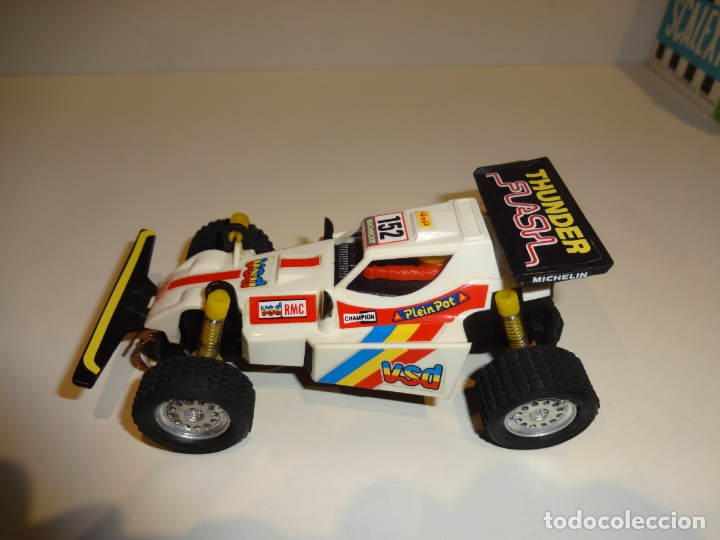Scalextric: SCALEXTRIC. Exin. TT. Buggy blanco - Foto 3 - 176219292