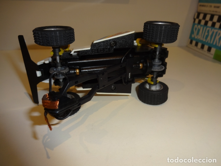 Scalextric: SCALEXTRIC. Exin. TT. Buggy blanco - Foto 4 - 176219292