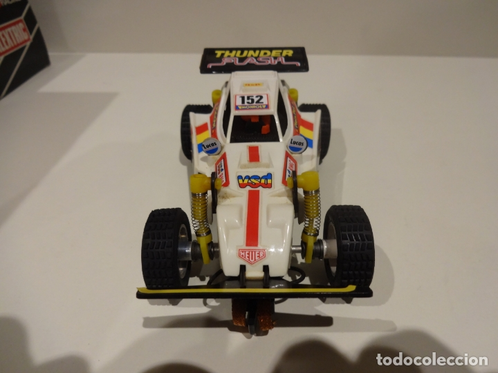 Scalextric: SCALEXTRIC. Exin. TT. Buggy blanco - Foto 5 - 176219292