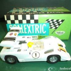 Scalextric: SCALEXTRIC CHAPARRAL GT REF. C-40 CON CAJA. Lote 176283729