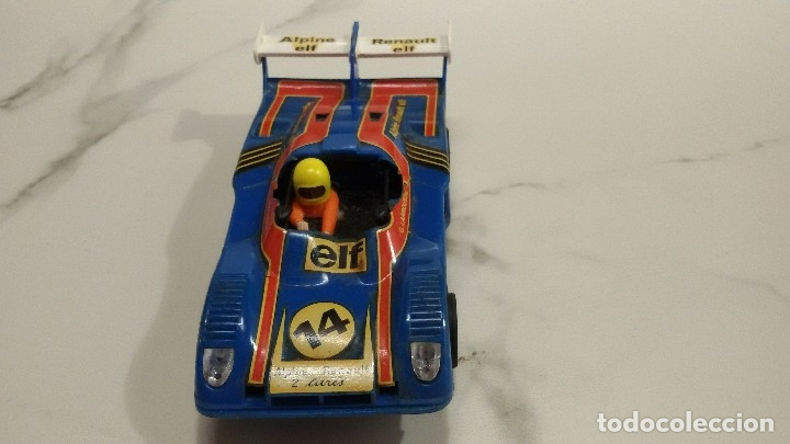 Scalextric: Scalextric Alpine Renault -2000 Turbo - Foto 3 - 176386158
