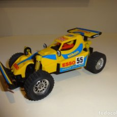 Scalextric: SCALEXTRIC. EXIN. TT. BUGGY AMARILLO. Lote 176387588
