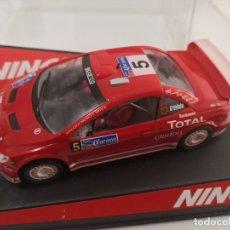 Scalextric: NINCO. PEUGEOT 307 WRC. MOONTECARLO. REF. 50358 SCALEXTRIC. Lote 176394149