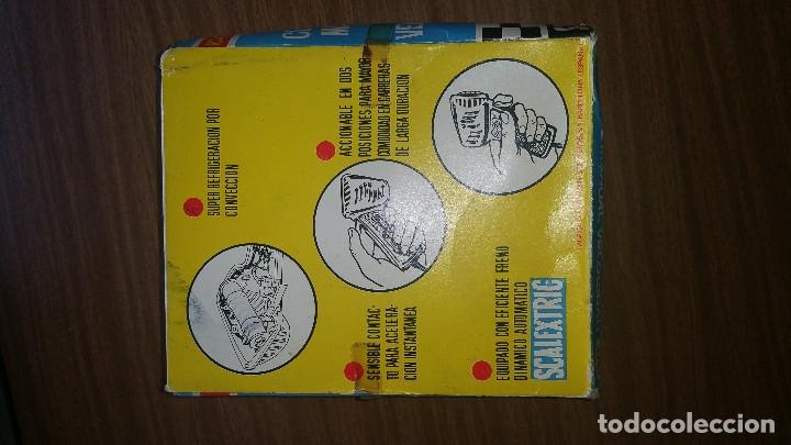 Scalextric: Scalextric Alta sensibilidad Control de velocidad manual A4210 con caja Original - Foto 10 - 176807854