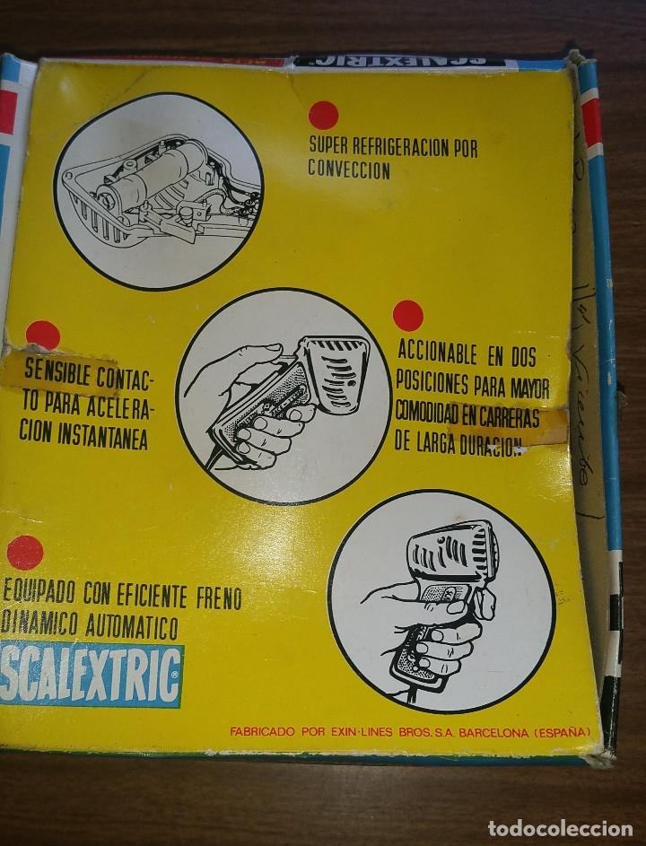 Scalextric: SCALEXTRIC ALTA SENSIBILIDAD CONTROL DE VELOCIDAD MANUAL A4210 CON CAJA ORIGINAL - Foto 7 - 176808774