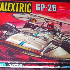 Scalextric: SCALEXTRIC GP 26. Lote 176830147