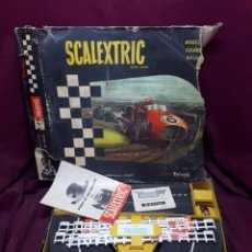 Scalextric: SCALEXTRIC MODEL GRAND PRIX FABRICADO EN FRANCIA TRIANG. Lote 176905415