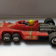 Scalextric: COCHE SCALEXTRIC EXIN TYRRELL P34 REF 4054 ROJO. Lote 177005425