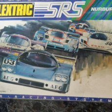 Scalextric: SCALEXTRIC SRS NURBURGRING. Lote 177055239