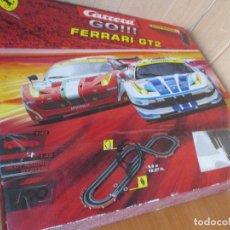Scalextric: SCALEXTRIC CARRERA GO: FERRARI GT2 ( COMPLETO Y SIN USO). Lote 177057888