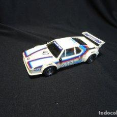 Scalextric: FUNCIONA.COCHE SCALEXTRIC BMW M1 REF -4063/4072. FUNCIONA. Lote 177200123