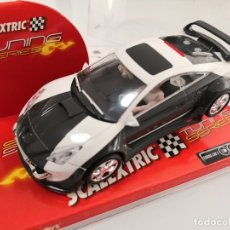 Scalextric: TOYOTA CELICA TUNING TUNNING SCALEXTRIC BLANCO Y NEGRO. Lote 177329867