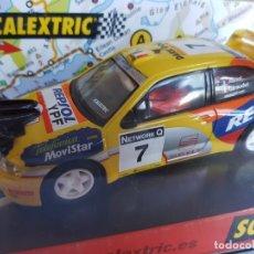 Scalextric: SCALEXTRIC CORDOBA REF E2 CONMEMORATIVO RACC NUEVO RARO. Lote 177743305