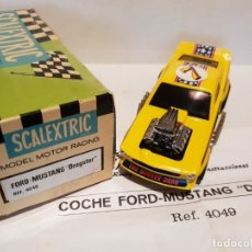 Scalextric: FORD MUSTANG REF.-4049 DE EXIN. Lote 177833205