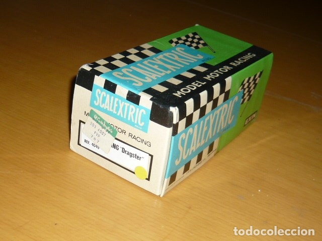 Scalextric: SCALEXTRIC ORIGINAL EXIN CAJA VACIA FORD MUSTANG - Foto 2 - 178320760