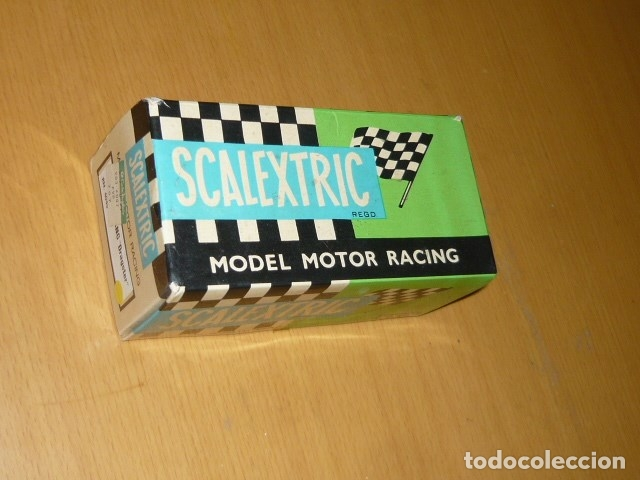 Scalextric: SCALEXTRIC ORIGINAL EXIN CAJA VACIA FORD MUSTANG - Foto 3 - 178320760
