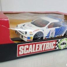 Scalextric: FORD RS 2000 TRACCIÓN TOTAL CON LUCES DELANTERAS Y POSTERIORES SCALEXTRIC EXIN. Lote 178577950